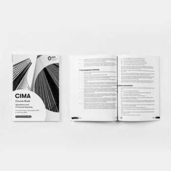 CIMA - Operational Level - F1 Financial Reporting - Course Book