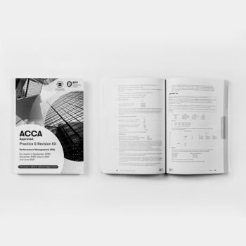 ACCA - Performance Management (PM) - Practice & Revision Kit - 2020/2021