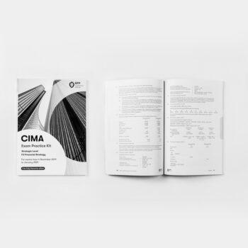 CIMA - Strategic Level - F3 Financial Strategy - Exam Practice Kit