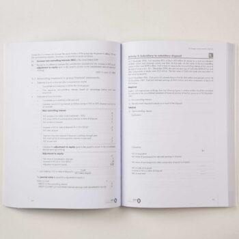 ACCA - Strategic Business Reporting (SBR) (INT/UK) - Workbook - 2020/2021