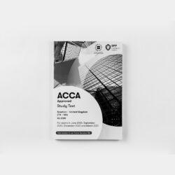 ACCA - Taxation United Kingdom - (TX - UK) - FA2019 - Study Text - 2020/2021