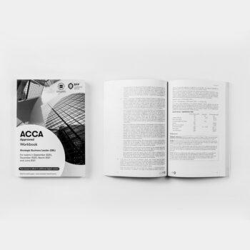 ACCA - Strategic Business Leader (SBL) - Workbook - 2020/2021