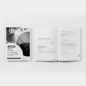 ACCA - Financial Reporting (INT/UK) - Workbook - 2020/2021