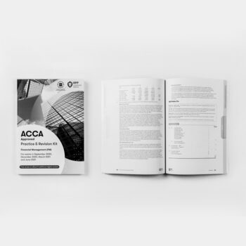 ACCA - Financial Management (FM) - Practice and Revision Kit - 2020/2021